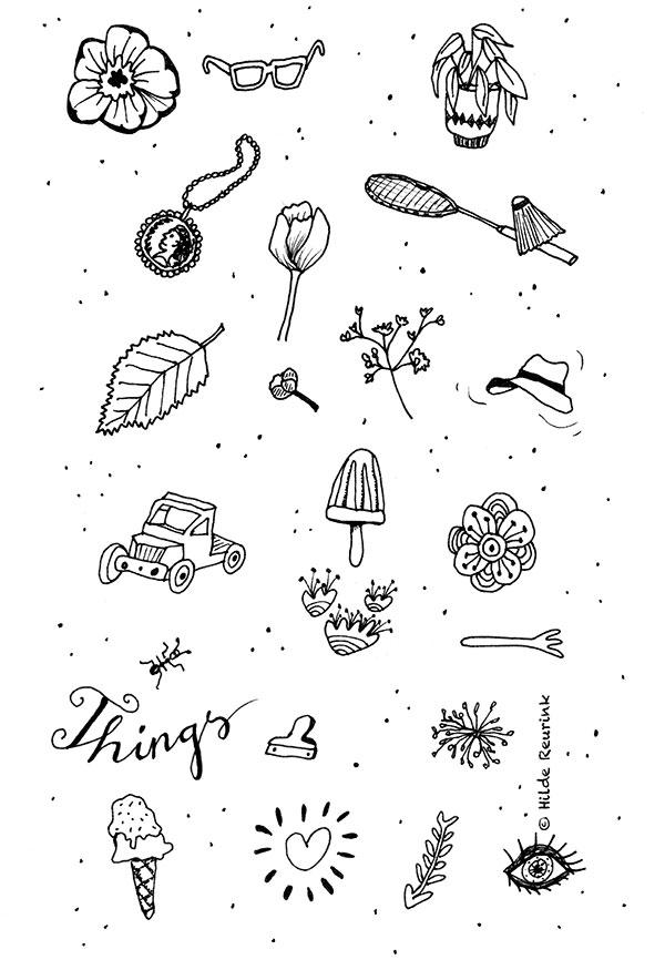 2017 Kleurplaat De Schildertuin Weblog Van Een Illustrator