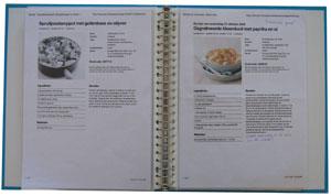 zelf een kookboek maken