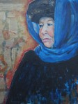 portret Beatrix door Bea Stroucken