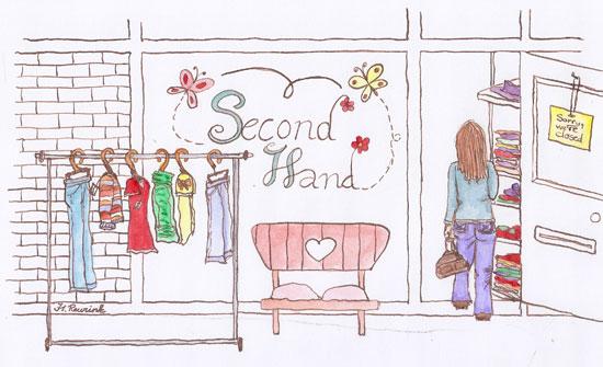 2e Hands Kleding.Tweedehands Kleding Shoppen In Zwolle